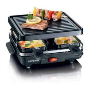 Severin raclette grill 4 personnes rg2686 achat - Appareil a raclette carrefour ...