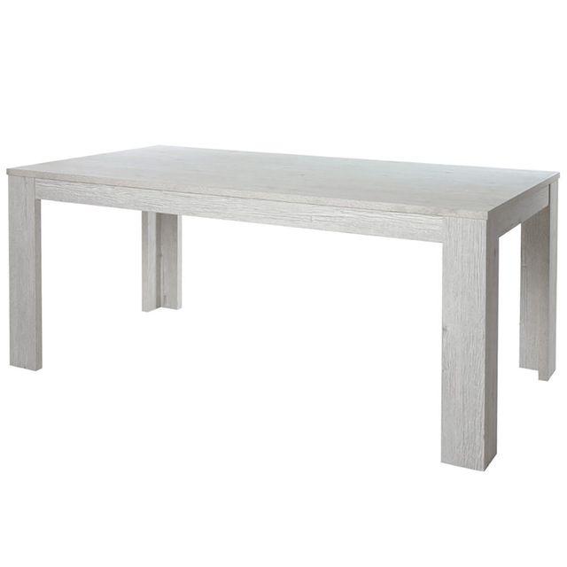 Altobuy Leo - Table Rectangulaire 160cm
