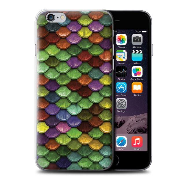 coque iphone 6 apple bleu pastel