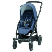 Bébé Confort - Poussette tout terrain STELLA - Nomad Blue
