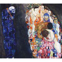 Editions Ricordi - Puzzle 1500 pièces : La mort et la vie, Klimt