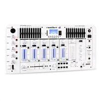 RESIDENT DJ - Kemistry 3 WH Table de mixage 4 pistes Bluetooth