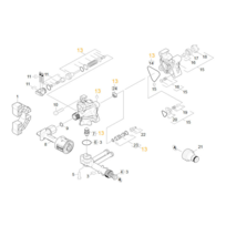 good quality best outlet on sale Piece De Rechange Tete De Guidage Rep 13 reference : 90018000