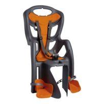 Bellelli - Siège enfant Pepe Standard cadre arrière gris orange