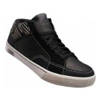 Dvs - Sneakers Homme Dilemma Ho O.I. Black Leather