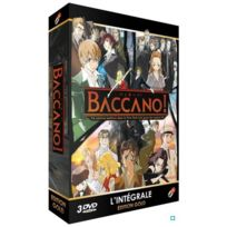 Black Box - Baccano! Edition Gold