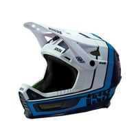 Ixs - Xult - Casque intégral - bleu/blanc