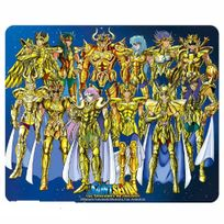 Abysscorp - Saint Seiya Tapis de souris Chevaliers d' Or