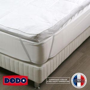 Surmatelas 160 fabulous surmatelas mmoire de forme with - Surconfort de matelas luxe dodo ...