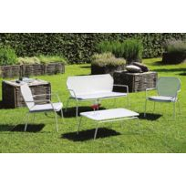 Table jardin acier perforee - catalogue 2019 - [RueDuCommerce ...