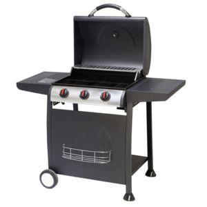 carrefour detroit barbecue gaz 3 br leurs 1193 08 pas cher achat vente barbecues gaz. Black Bedroom Furniture Sets. Home Design Ideas