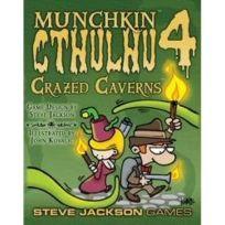 Steve Jackson Games - Munchkin Cthulhu4:CRAZEDCAVERN