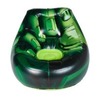 Worlds Apart - Chaise gonflable Hulk Avengers