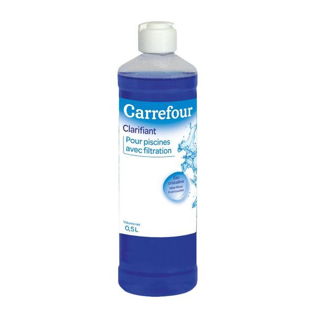 Carrefour Clarifiant Universel Pour Piscine 0 5l Pas Cher