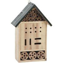 Aubry Gaspard - Hôtel à Insectes en bois 30 cm