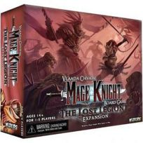 Wizkids - Jeux de société - Mage Knight : The Lost Legion