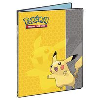 Pokémon - Pokemon - Pokemon-Cahier range cartes Pikachu