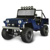 Gmade - SAWBACK GS01 SPORTS 4WD 1/10 ROCK CRAWLER KIT NOIR