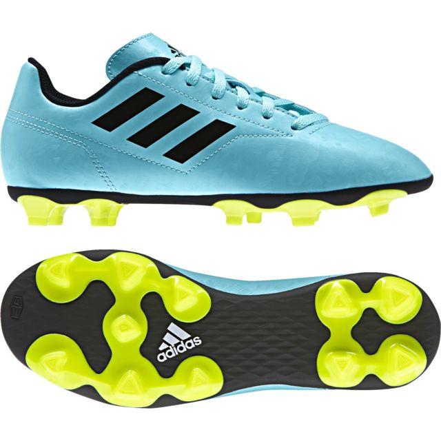 Ii Fg Adidas Bleu Électriquenoir Conquisto Junior Chaussures 3lcuFTJK1