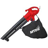 Mtd - Aspirateur souffleur électrique Bv 2500 E 2500W