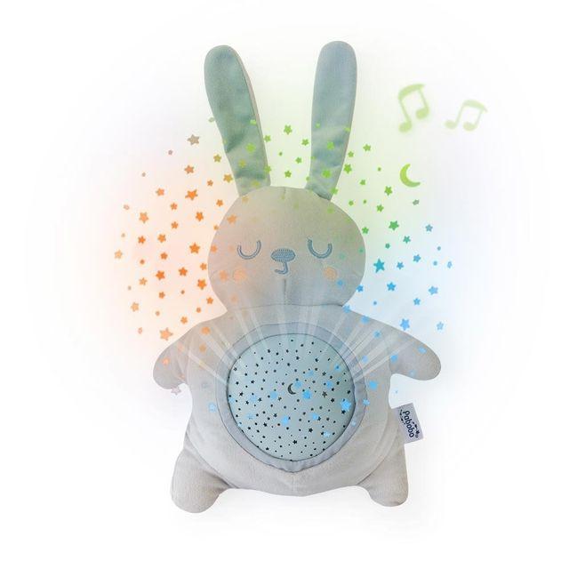 Pabobo Projecteur musical d'Etoiles Mimi Bunny