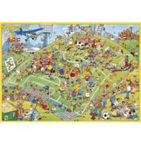 JUMBO - Puzzle 500 pièces : Football