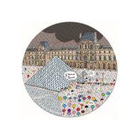 Petit Jour - Assiette Musee du Louvre