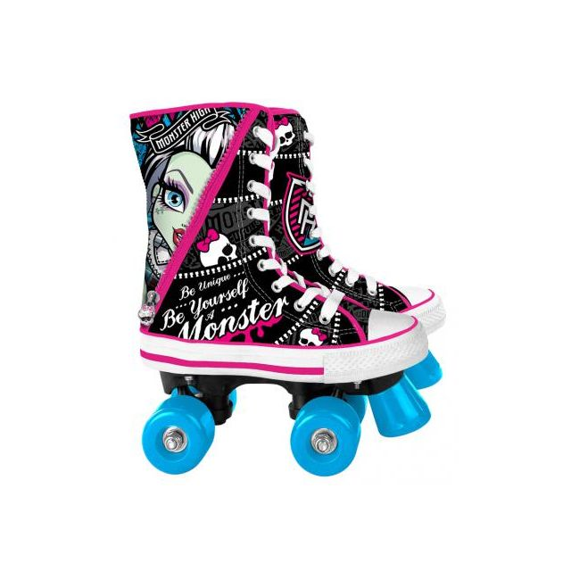 a292b443617a3 Stamp - Boots skates Monster High taille 34 - Mo130334 - pas cher Achat   Vente  Chaussures à roulettes - RueDuCommerce