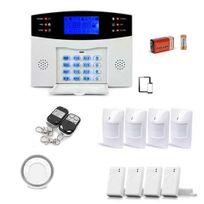 SecuriteGOODdeal - Alarme Maison sans fil GSM XL 99 zones