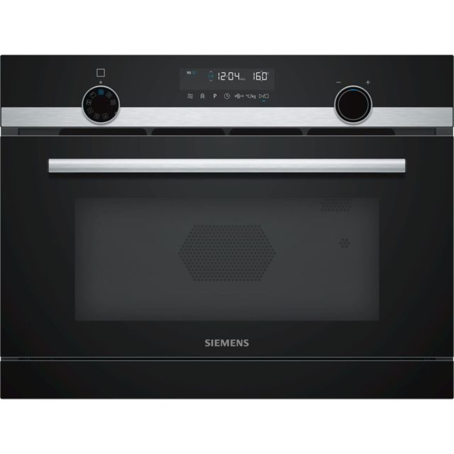 SIEMENS micro-ondes encastrable 36l 1000w - cp565ags0