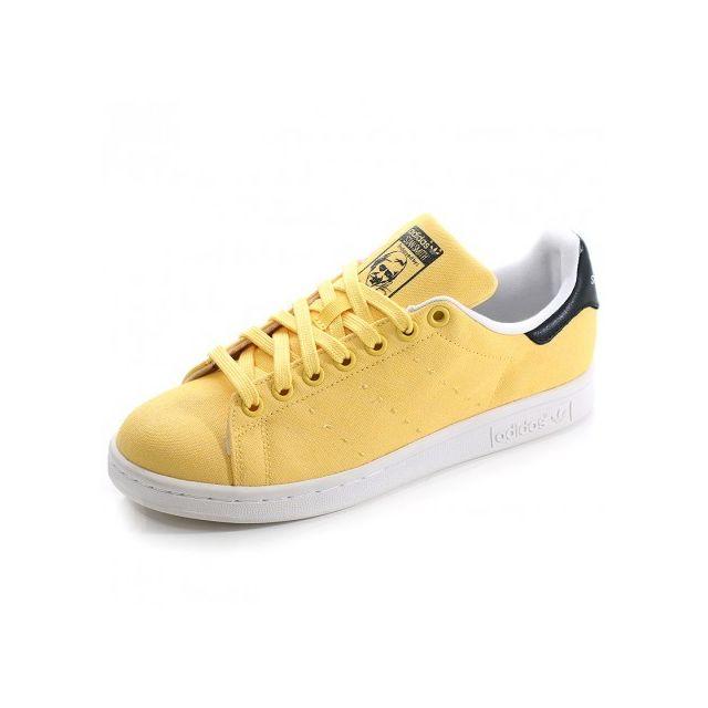 adidas stan smith femme jaune