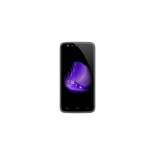 Auto-hightech Smartphone 5.5 pouces avec Android 7.0, quad-core, 4G et Wifi - Argent
