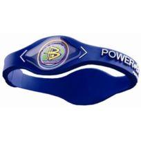 Power Balance - Gk1 Bracelet Force Et ÉQUILIBRE Multicolore Bleu/BLANC Moyen