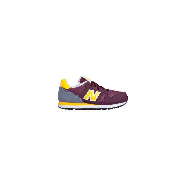 new balance 373 enfant jaune