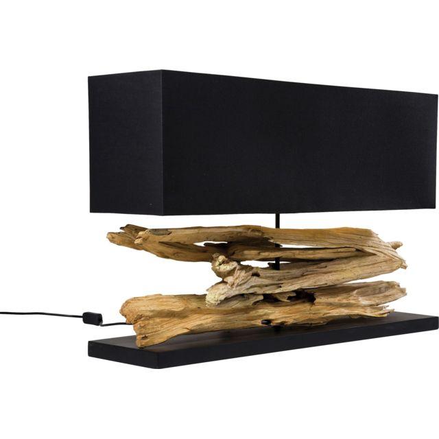 Karedesign Lampe de Table Nature Horizontale Kare Design