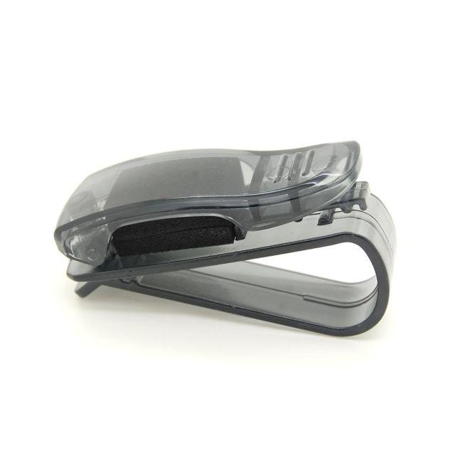 Porte-lunettes /à clipser pour pare-soleil de voiture