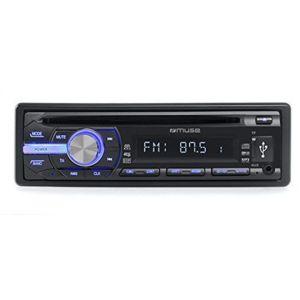 MUSE - Autoradio CD/MP3 - 1009MR