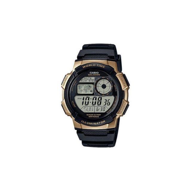 Casio Montre Homme Collection 2FUZAE 1000W 1A3 pas cher  Nf70X