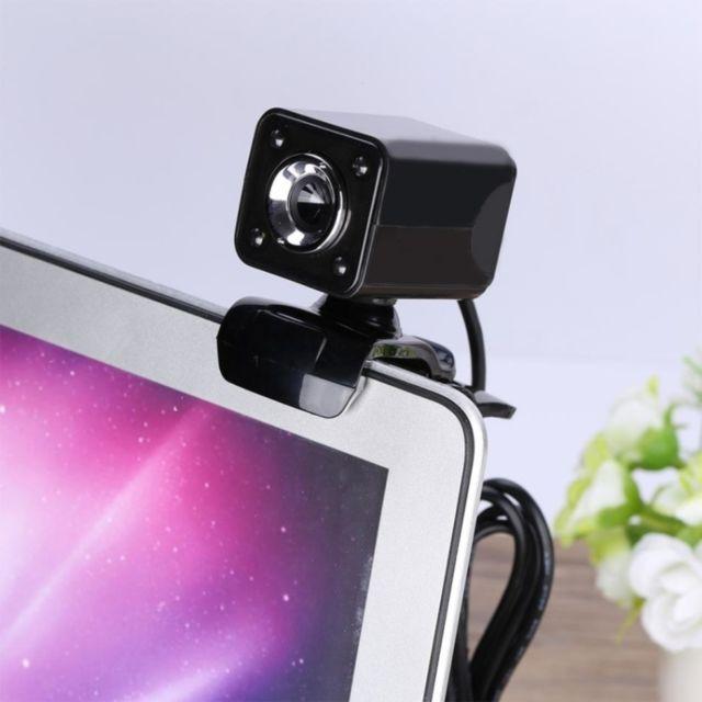 Wewoo webcam pour ordinateur de bureau skype pc portable - Skype bureau ...