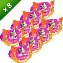 Whiskas - Les Irrésistibles au boeuf pour chat 60g 8