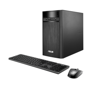 achat asus unit centrale k31da fr008t noir ordinateur de bureau amd a4. Black Bedroom Furniture Sets. Home Design Ideas