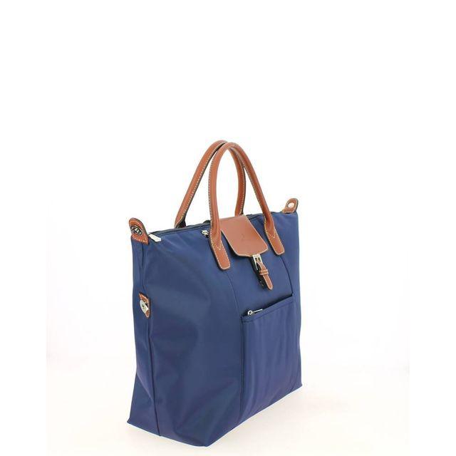 d7de08069d Hexagona - Sac à main Bleu marine - pas cher Achat / Vente Sacs à main -  RueDuCommerce