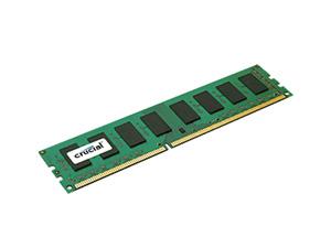 CT25664BD160B 2 Go - DDR3 1600 MHz Cas 11