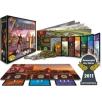 Days of Wonder - AsmodÉE Editions - 692053-7 Wonders - Jeu De L'ANNÉE 2011