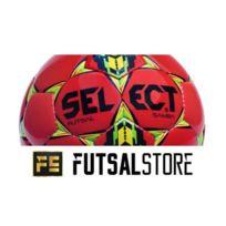 Adidas - Ballon Futsal Samba Select Couleur - Rouge, Taille Ballons 4