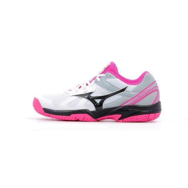 e700f5ec903 Mizuno - Chaussures indoor Cyclone Speed Junior - pas cher Achat   Vente  Chaussures hand - RueDuCommerce