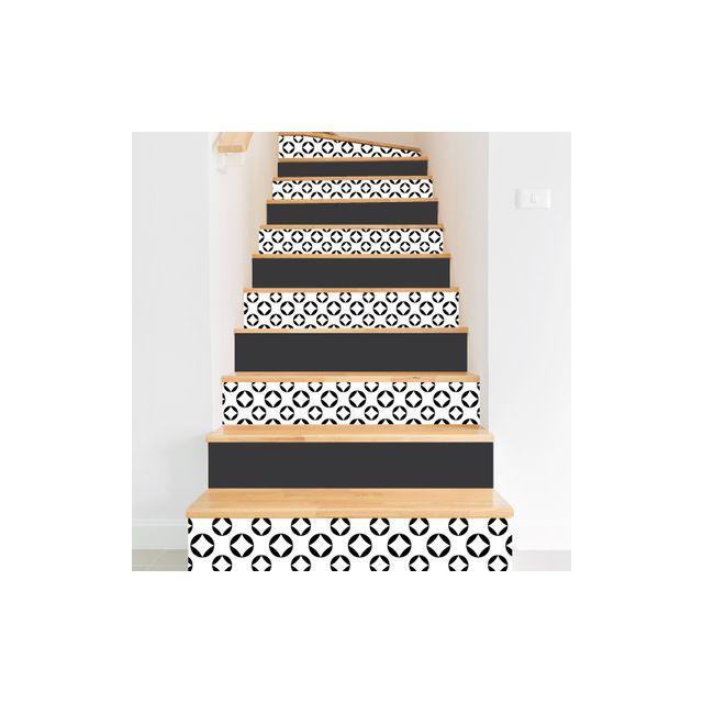 Lot De 4 Stickers 1m X 15 Cm Quicky Sticker Contremarche Ameublement Et Decoration Decoration De La Maison