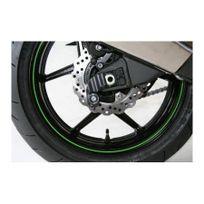 Kawasaki - Zx10R-04/10-PLATINES Diabolos Noir La Paire R&G Racing-443110