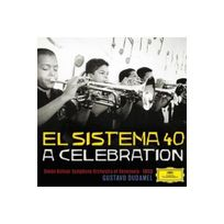 Deutsche Grammophon - El Sistema 40 : A celebration - Cd Cristal