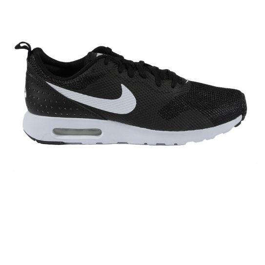 6aadde6a52460a Nike - Chaussures Air Max Tavas Black White e17 - pas cher Achat   Vente  Baskets homme - RueDuCommerce